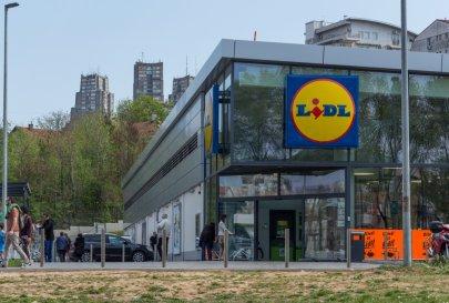 0ae46c6ce95e2f Najnowsze sklepy uruchomiono w Belgradzie (to już szósty sklep sieci w  stolicy kraju) oraz w Čačaku, w którym jest to pierwszy Lidl.