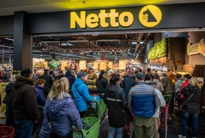 d8c292af96b98b Netto otwiera drugi sklep w galerii handlowej - Dyskonty - Handel - Portal  informacyjny Handelextra.pl